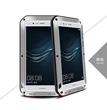Carcasa antigolpes para Huawei P9 Plus, diseño con Texto ...
