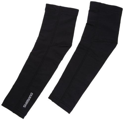 Shimano Manches pour bras Homme noir XL by Shimano