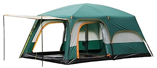 Hestio-8-12-Person-Outdoor-Camping-Tent-2-Rooms-and-a-hall-Portable-Waterproof-Windproof-Outdoor-Hiking-Camping-Fishing
