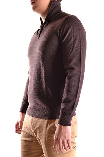 Gant Herren MCBI131089O Braun Wolle Sweater