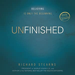 Unfinished Audiobook