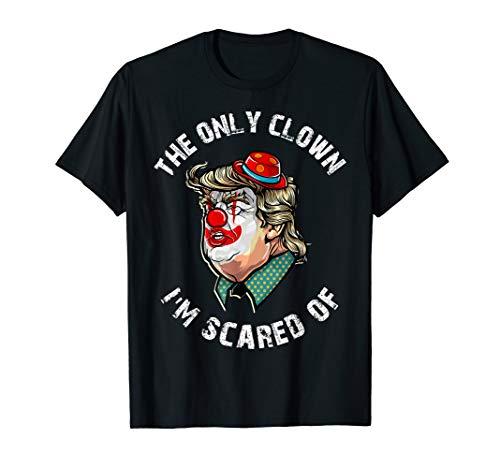 Clown Prank Anti Donald Trump Democrat Halloween T Shirt