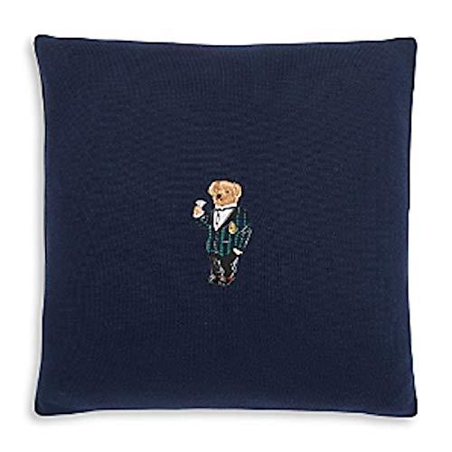 Ralph Lauren Alsten Decorative Pillow - Navy, 18X18 TP ()