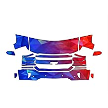 Chevrolet Silverado 1500 16-2017 3M Scotchgard PreCut Paint Protection Film Clear Bra Kit