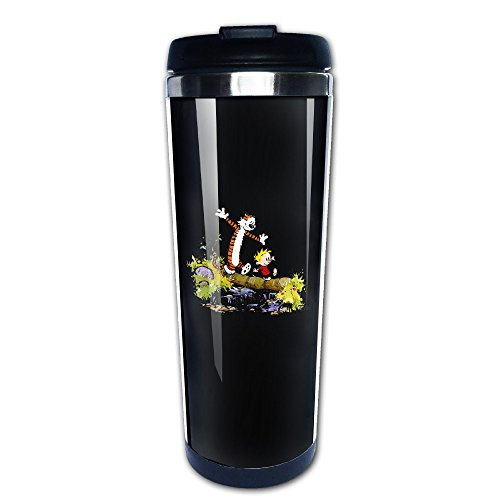 Hobbes Costumes For Kids (Calvin And Hobbes Doctor Tv Who Travel Thermos Stainless Steel Coffee Cup)