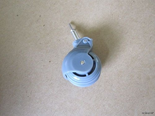 (Ship from USA) NEW Scooba Front Wheel Caster Gray 340 350 5900 5800 by iRobot