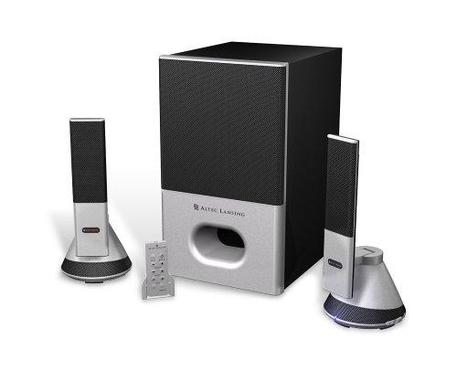 Altec Lansing VS4221 2.1 Speaker System Music & Gaming Syste