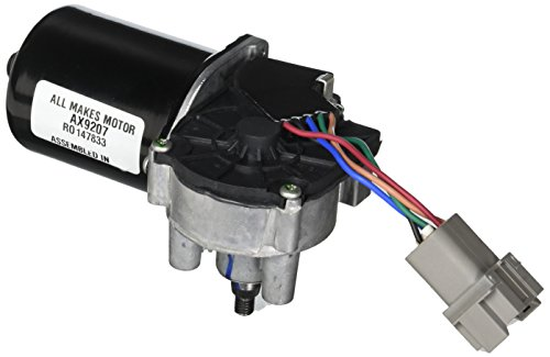 Wexco Wiper Motor AX9207 - Autotex All Makes Motor-Kenworth-Peterbilt