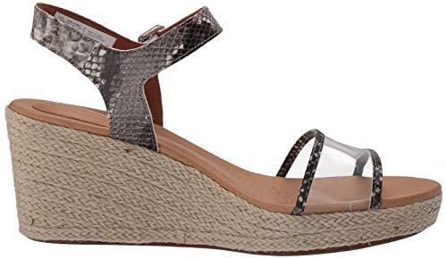 Choose SZ//color Details about  /Rockport Women/'s Adjustable Strap Wedge Sandal