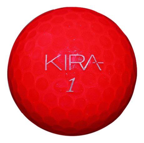 キャスコ(Kasco) ゴルフボール KIRA KLENOT2 1ダース 12個入り ルビー
