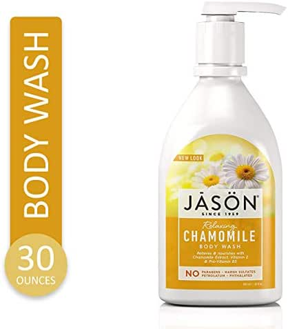 Body Washes & Gels: JĀSÖN Relaxing Body Wash