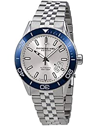 Freelancer Silver Dial Automatic Mens Watch 2760-ST4-65001