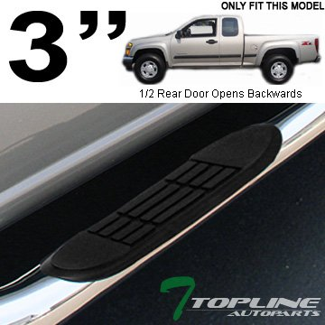 Side Steps Extended Cab Westin (Topline Autopart 3