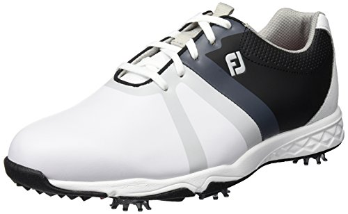 Footjoy Men Fj Energize Trainers Multicolour (Blanco / Black / Gris 58114)