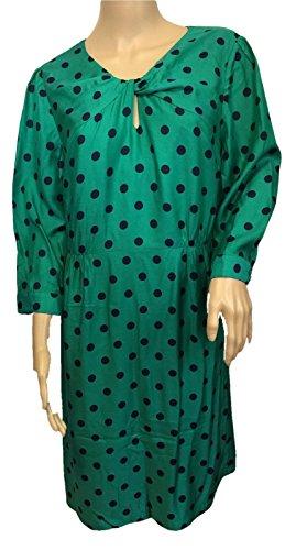 Taille Robe À Pois Vert Boden Nous 12