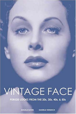 Authentic 1950s Makeup History and Tutorial Vintage Face: Period Looks from the 20s 30s 40s & 50s  AT vintagedancer.com