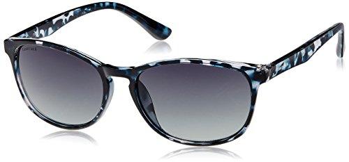 Fastrack Springers Rectangular Sunglasses (Black) (P284BK2)