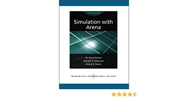 Simulation With Arena 4th Edition Pdf