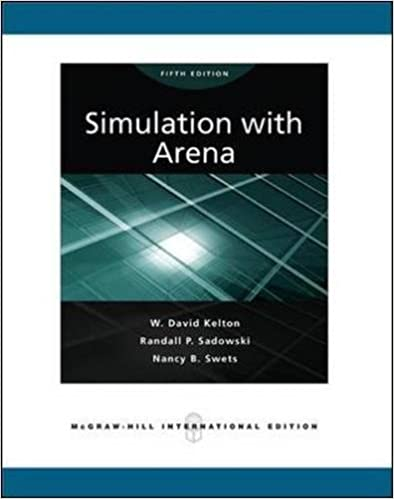 Amazon com: Simulation with Arena  (9788126546633): W  David
