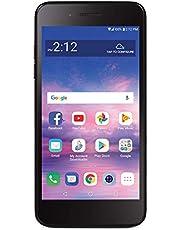 $29 » Net10 Carrier-Locked LG Rebel 4 4G LTE Prepaid Smartphone