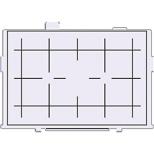 (Canon Focusing Screen Ee-D (Precision Matte with grid) for EOS-5D Digital SLR)