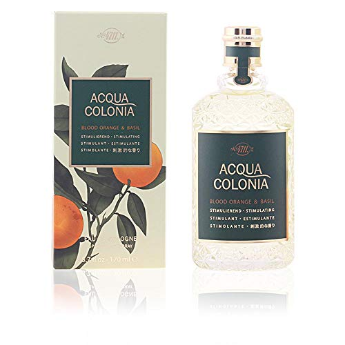 4711 Acaua Colonia Blood Orange Basil Eau De Cologne Spray 5.7 Oz
