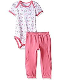 Hello Kitty Baby Girls' 2pc Top and Pant Set