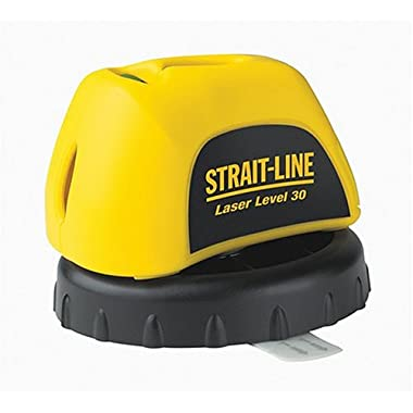 IRWIN Tools STRAIT-LINE LL30 360-Degree Rotatable Laser Level (6041100CD)