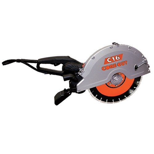 Cut Products Saw Diamond Off - Diamond Products Core Cut 72378 C16 Electric Hand Held Wet and Dry Concrete Saw
