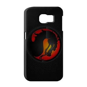 Mortal Kombat 3D Phone Case for Samsung S6