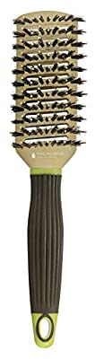 Macadamia Professional Boar Bristle Tunnel Vent Brush