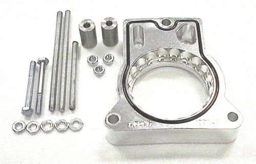 Helix Throttle Body Spacer - Street and Performance Electronics 43015 Helix Power Tower Plus Throttle Body Spacer