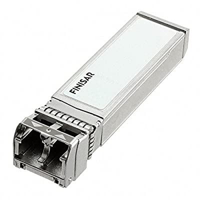 Genuine Finisar FTLX8574D3BCL 10GBase-SR Fiber Optic Transceivers | 10G SR 850NM VCSEL Multimode 300M Duplex Temp (-5 to 70C)