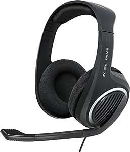 Sennheiser PC320, Open, over-ear gaming headset by Sennheiser