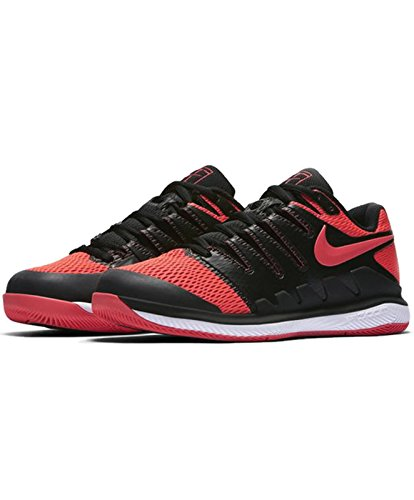 Donna Wmns whit Scarpe Red Zoom Vapor Solar 006 da Air Multicolore Black X NIKE Fitness HC gzF4Fax