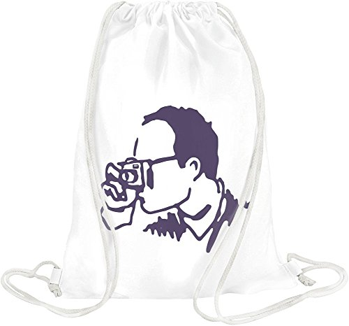 Price comparison product image Camera Man Drawstring bag