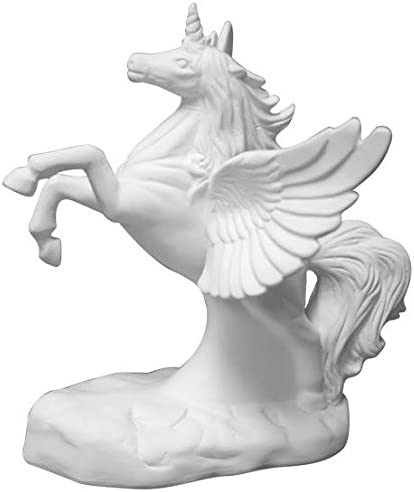 Paint Your Own Mystical Ceramic Keepsake The Majestic Unicorn