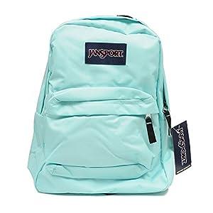 JanSport T501 Superbreak Backpack - Aqua Dash