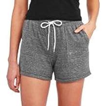 Danskin Active Tweed Short (X-small, Charcoal Grey Heat)