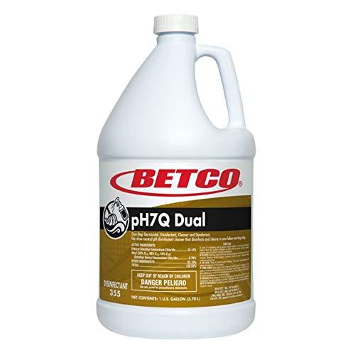 Betco (R) ph7qデュアル多目的クリーナー、136 G、Pleasantレモンの香り、ボックス4 B07FKNZYZC