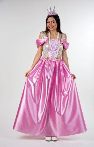 Festartikel Muller Damen Kostum Prinzessin Carina Kleid Zu Karneval