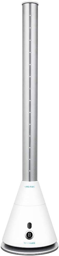 Cecotec Ventilador de Torre sin Aspas ForceSilence 9800 Skyline Bladeless. 38