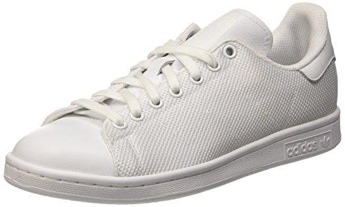 adidas Stan Smith, Scarpe da Ginnastica Basse Uomo Bianco (Ftwr White/Ftwr White/Ftwr White)