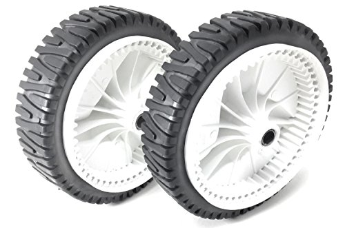 (Craftsman 532403111 Mower Front Drive Wheels (Pack of 2) )