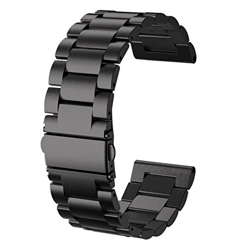 Gear S3 Frontier / Classic Bands, Valkit 22mm Solid Stain...
