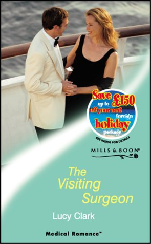 book cover of The Visiting Surgeon