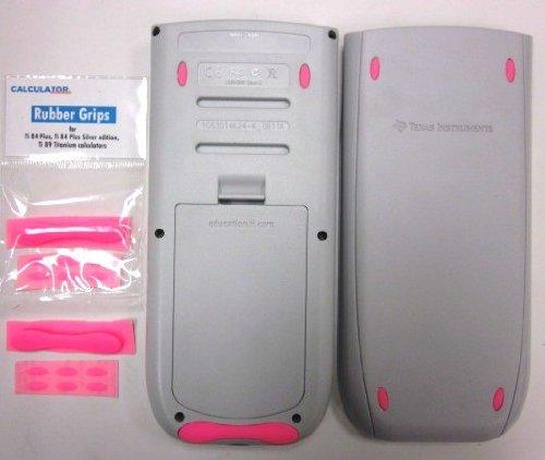 pink ti 84 plus silver edition - 9