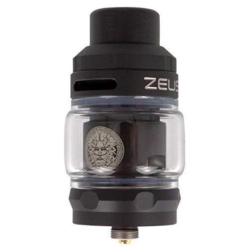 GeekVape Z Sub Ohm Tank 3,5 ml/5 ml, Durchmesser 26 mm, DL Verdampfer für e-Zigarette, schwarz