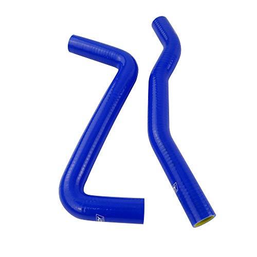 Turbo Hose Kit 2 Pcs Intercooler Radiator Blue Tube Fit For 94-99 TOYOTA CELICA GT4 GT-4 ST205 3S-GTE TURBO: