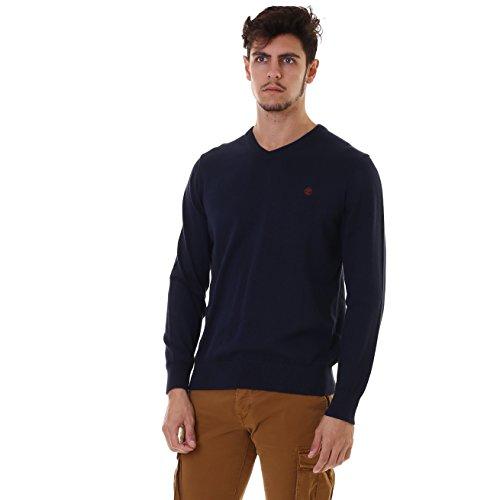 River Para Cuello Blu Camiseta Timberland Hombre Alto Williams 8xa5nqHpv